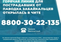 Жители Забайкальского края могут обратиться на горячую линию по вопросам о порядке компенсаций для пострадавших от паводков, необходимости доставки гуманитарной помощи и другим вопросам, связанным со стихийным бедствием