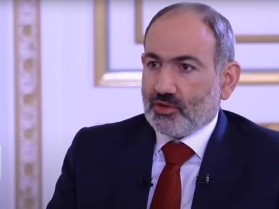 Пашинян объявил о победе своей партии при подсчете 90% голосов