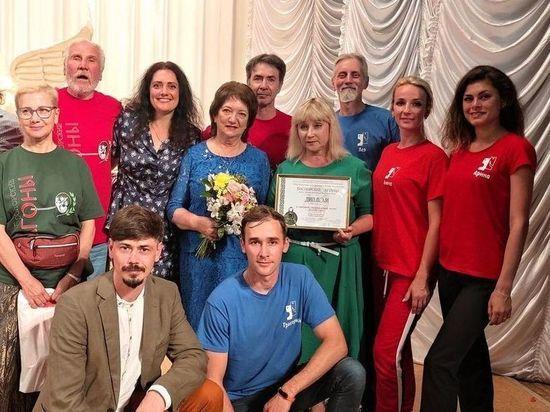 Театр Серпухова завоевал приз на Международном фестивале