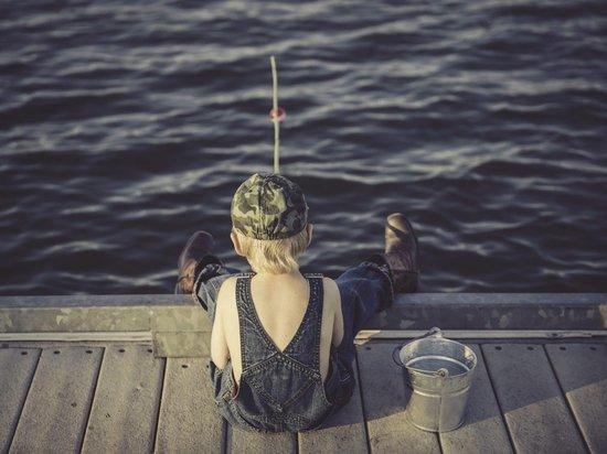 Река в Серпухове вошла в список рыбных мест Подмосковья
