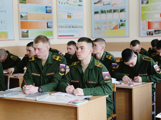 Минобороны России изменило порядок приема в военные училища в 2021 году
