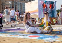 В субботу, 20 июня, на площади Святого князя Владимира в Ставрополе открылся VI Международный форум творческих союзов «Белая акация»