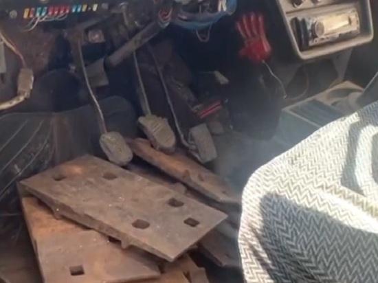 Трое жителей Алтайского края украли около 600 килограммов ж/д путей