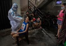 Врачи Индии бьют тревогу и призывают мировое сообщество быть осторожнее