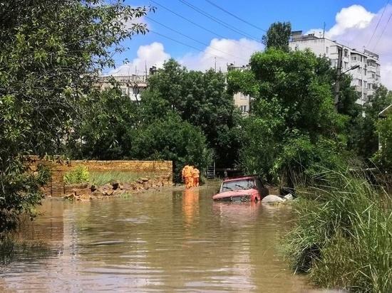 В пострадавшем от ливней Крыму объявили штормовое предупреждение