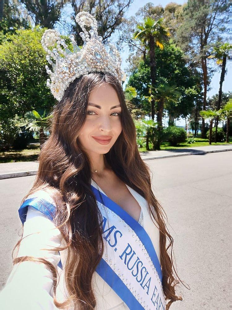 Мисс Россия из Геленджика поедет на конкурс красоты в Лас-Вегас