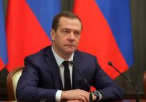 Песков прокомментировал непопадание Медведева в предвыборный список ЕР