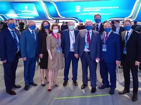 «Единая Россия» утвердила список кандидатов в Госдуму от Югры
