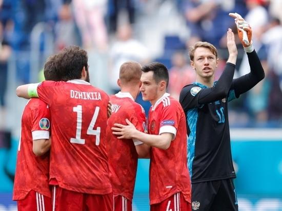 Разгромно проиграли Дании со счетом 1:4 и покинули чемпионат Европы