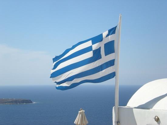 В Греции на деревню упал одномоторный самолет