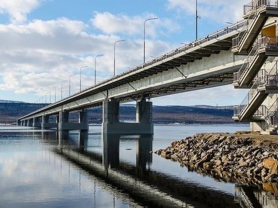 Проезд по Кольскому мосту перекроют на три часа