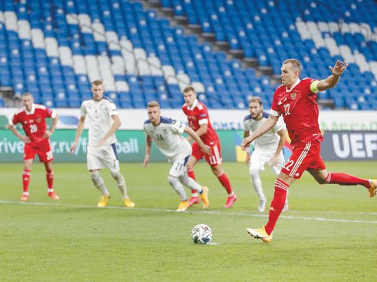 Мостовой посоветовал сборной России тянуть время в матче с датчанами