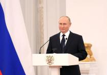 Владимир Путин попрощался с депутатами Госдумы седьмого созыва, завершившим свою законотворческую деятельность