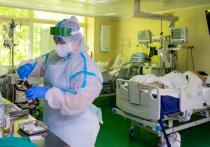 Россию с головой накрыла третья волна коронавируса