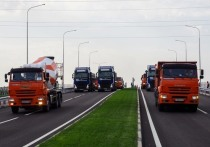 В Невинномысске Ставропольского края состоялось открытие более чем 100-метрового четырехполосного путепровода через железную дорогу на улице Гагарина, сообщили в пресс-службе губернатора региона