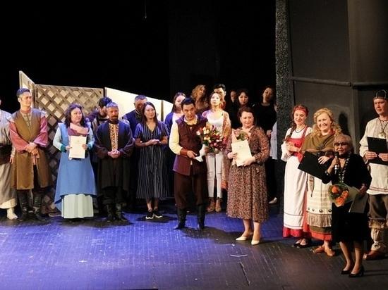 Гастроли Национального театра Калмыкии в Карелии прошли с большим успехом