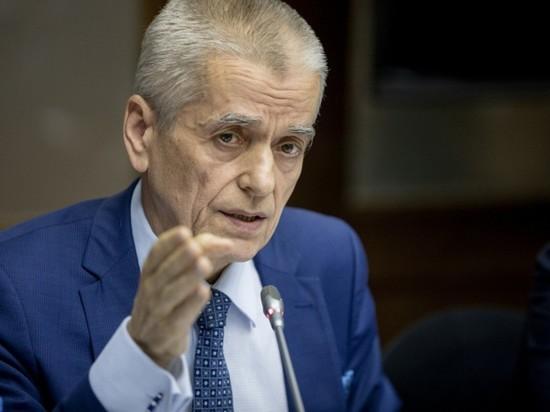 Онищенко перечислил способы спастись от жары в мегаполисе
