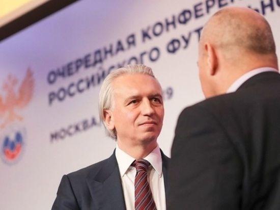 Президент РФС оценил выступление сборной России на Евро-2020