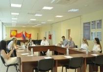 Представители молодежных парламентов Подмосковья встретились в Серпухове