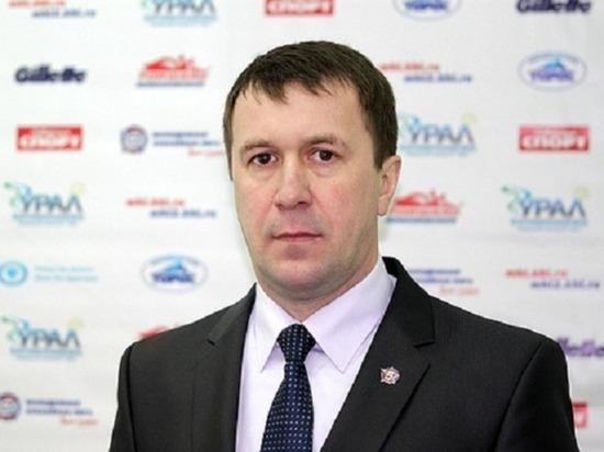 Хоккейный клуб «Динамо-Алтай» получил нового главного тренера