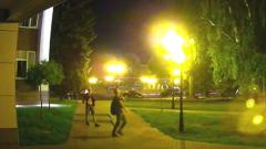 Неизвестные испортили фасад молодёжного центра в Серпухове
