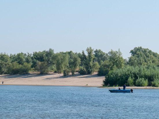 В Волгоградской области ищут тело утонувшей девушки