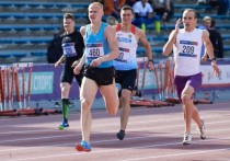 Томич стал серебряным призером соревнований по легкой атлетике.