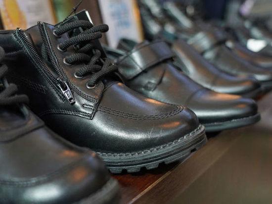 Дагестанские таможенники арестовали обувь