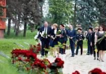 Гречаный обратилась к согражданам по случаю Дня памяти жертв фашизма