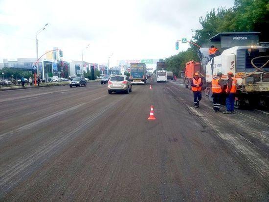 Больше 185 млн рублей направят на ремонт участка на Павловском тракте в Барнауле