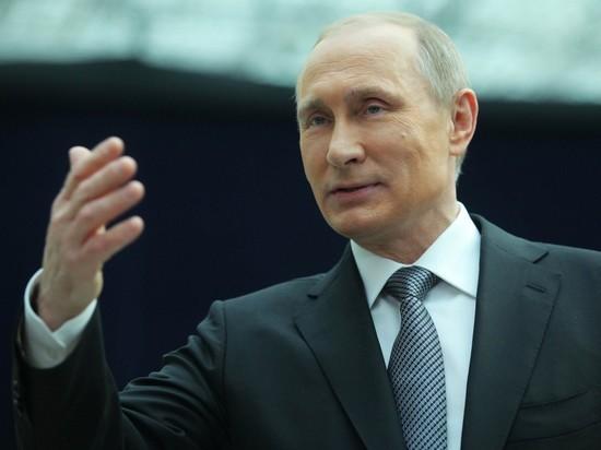 Песков рассказал о формате прямой линии с Путиным