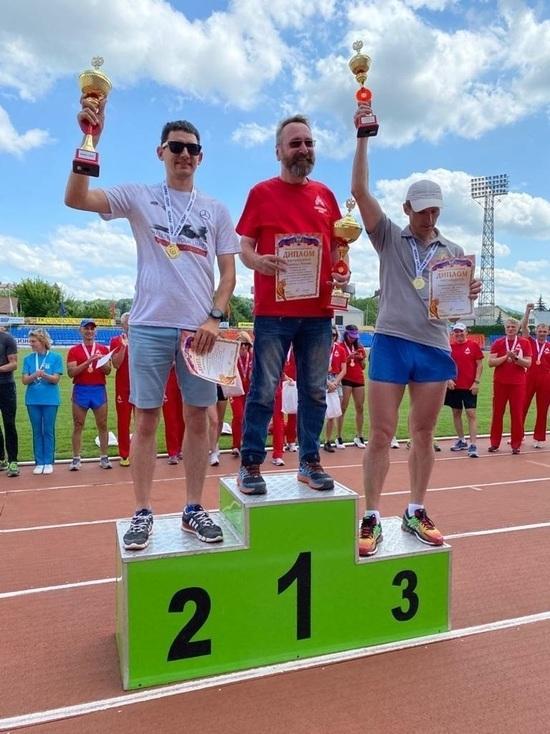 Около тысячи атлетов из 54 регионов разыграли медали  в 11 видах