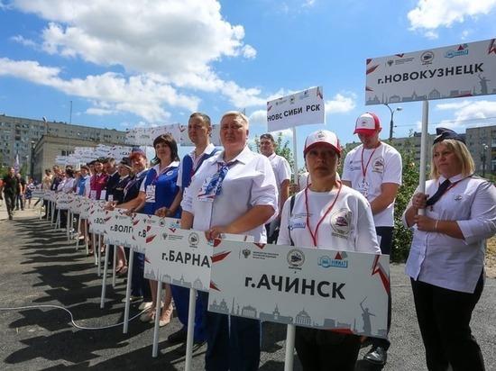 Водитель трамвая из Барнаула вошла в десятку лучших по России