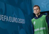 Полузащитник сборной России Денис Черышев прокомментировал выступление национальной команды на чемпионате Европы по футболу
