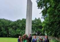 Германия: В Гамбурге почтили память 34 тысяч заключенных концлагеря «Нойенгамме»