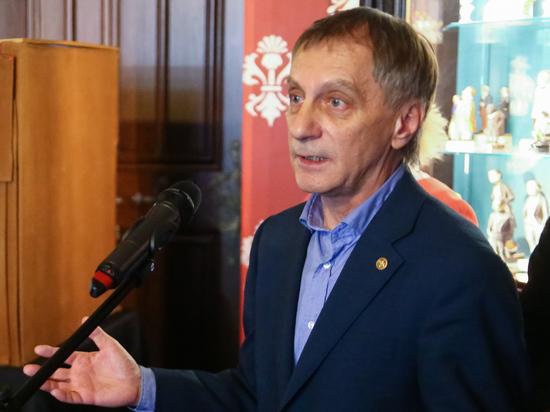 Дмитрий Родионов отказался от президентства в Бахрушинке