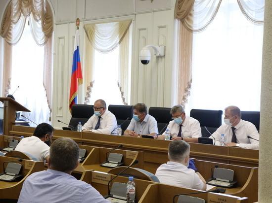 Члены фракции «Единой России» в областной Думе призвали депутата Евгения Щепалова к ответу