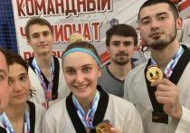 С победой вернулись татарстанские тхэквондисты с чемпионата России
