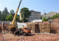 В Кирове новую школу на Пролетарской построят  с опережением графика