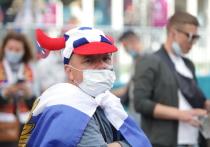 Российские власти могут отказаться от проведения матчей Чемпионата Европы по футболу. Решение они должны принять самостоятельно исходя из сложившейся эпидситуации. Об этом сообщила пресс-служба Союза европейских футбольных ассоциаций.