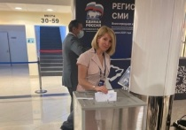 Единороссы Серпухова приняли участие в областной партийной конференции