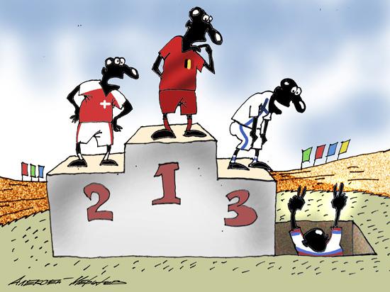 «Нашему футболу не хватает честности и профессионалов»