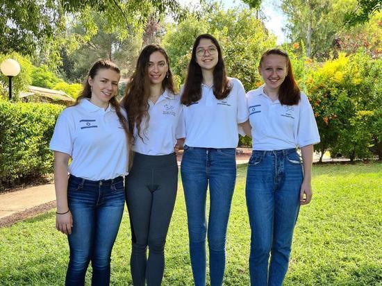 Женская олимпиада по информатике: израильтянки завоевали 4 медали