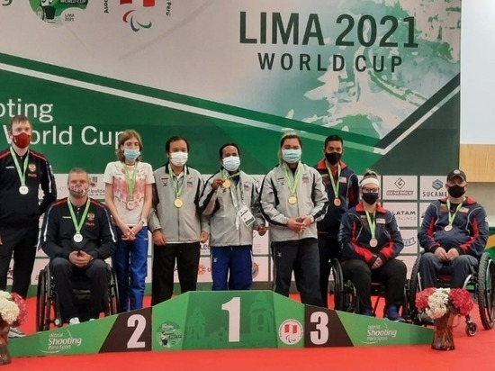 Белгородские паралимпийцы – обладатели медалей Кубка мира по пулевой стрельбе