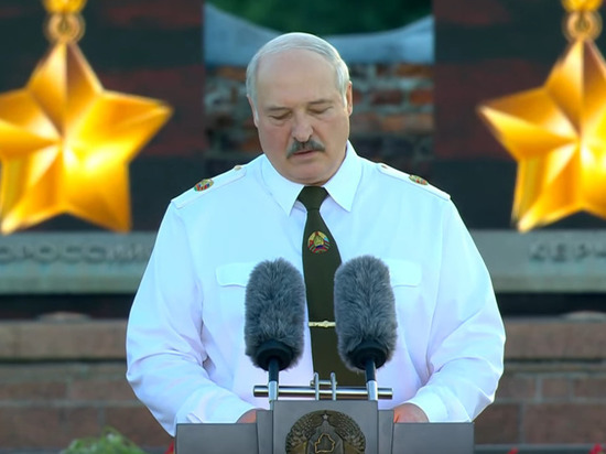 Лукашенко: ЕС атаковал Беларусь в ночь на 22 июня