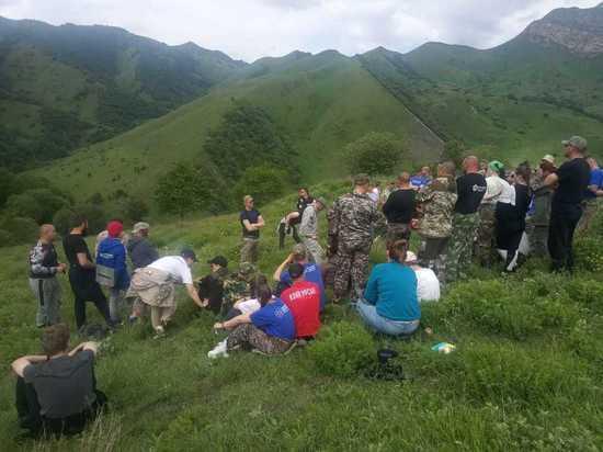 Волонтёры из Якутии учились в Чечне спасать людей