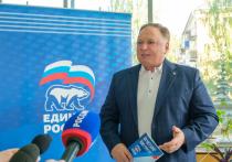 Олег Валенчук отчитался перед избирателями за пять лет депутатской работы