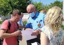 В Серпухове юные пешеходы подвергли свою жизнь опасности