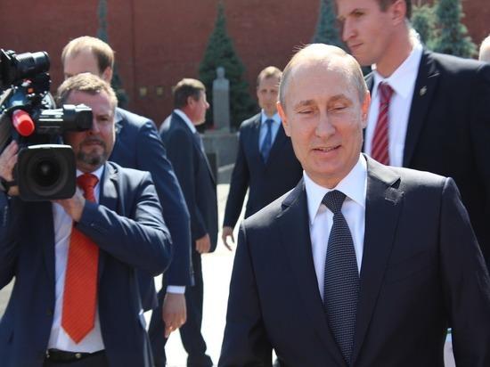 Путин заявил, что Россия не диктует свою волю другим государствам