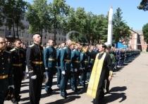 Более полутысячи серпуховских курсантов стали офицерами